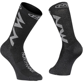 Northwave Extreme Air Socks, black/grey